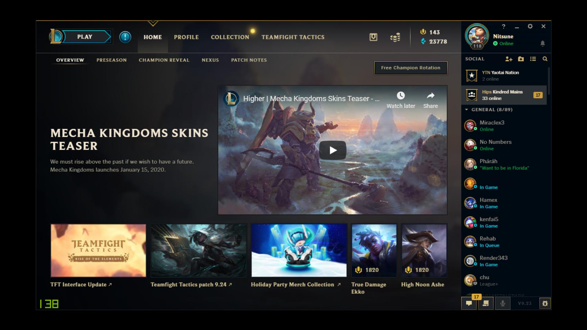 Steam-League-Client