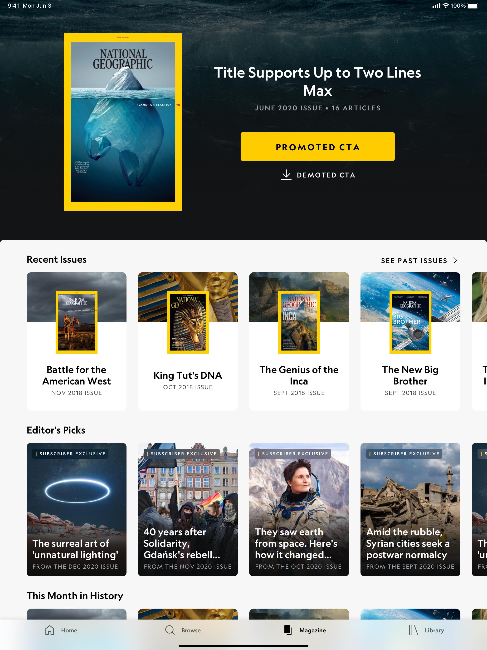 iPadPro12 – Magazine – Landing (Portrait)